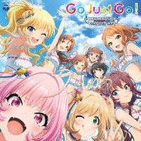 THE IDOLM@STER CINDERELLA GIRLS STARLIGHT MASTER GOLD RUSH! 01 Go Just Go!