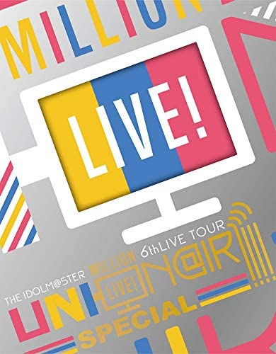 THE IDOLM@STER MILLION LIVE! 6thLIVE TOUR UNI-ON@IR!! LIVE Blu-ray SPECIAL COMPLETE THE@TER