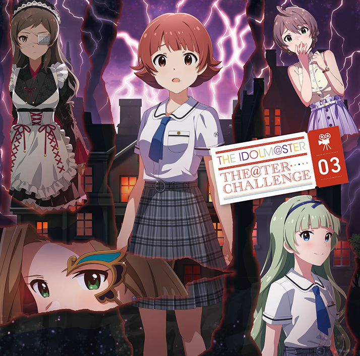 THE IDOLM@STER THE@TER CHALLENGE 03